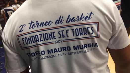 II TORNEO FONDAZIONE S.E.F. TORRES 1903 TROFEO MAURO MURGIA